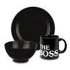 Waechtersbach Frühstücksset The Boss aus Porzellan