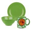 Waechtersbach Germany Smiley Breakfast Tableware Set