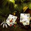 "Villeroy & Boch Gourmetteller ""Amazonia"" aus Premium Bone Porzellan"