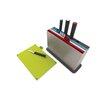Joseph Joseph Index™ Advance Chopping Board Set with Knives (Set of 4)