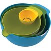 Joseph Joseph 4 Piece Nest Mixing Bowl Set