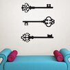 WallPops! Wall Art Kit Keys to My Heart Small Wall Decal