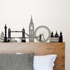 WallPops! Wall Art Kit London Calling Small Wall Decal