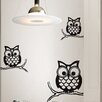 WallPops! Wall Art Kit Give a Hoot Small Wall Decal