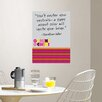 WallPops! Jonathan Adler Gemini Message Board Wall Decal