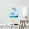WallPops! Jonathan Adler  Aquarius Board Wall Decal