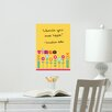 WallPops! Jonathan Adler Virgo Message Board Wall Decal