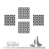 WallPops! Jonathan Adler Nixon Blox Wall Decal