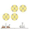 WallPops! Jonathan Adler Aztec Diamond Dot Wall Decal