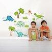 WallPops! Wall Art Kit Dinosaur Expedition Wall Decal