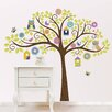 WallPops! Wall Art Kit Owl Tree Wall Decal