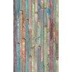 WallPops! Reo Color Wood Adhesive Film