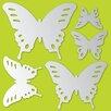 WallPops! WallPops Butterflies Mirror Wall Decal