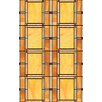 WallPops! DC Fix Arts and Crafts Stained Glass Window Film
