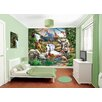WallPops! Walltastic Wall Art Jungle Adventure Wall Mural