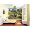 WallPops! Walltastic Wall Art Farmyard Fun Wall Mural