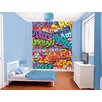 WallPops! Walltastic Wall Art Graffiti Wall Mural