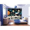 WallPops! Walltastic Wall Art Space Adventure Wall Mural