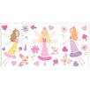 WallPops! Fun4Walls Fairy Garden Wall Decal