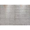 WallPops! Komar Concrete Blocks Wall Mural