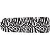WallPops! WallPops Zebra Fan Wall Decal