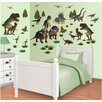 WallPops! Walltastic Wall Art Dinosaur Land Wall Decal