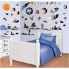 WallPops! Walltastic Wall Art Space Adventure Wall Decal