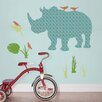 WallPops! Rupert The Rhinoceros Wall Decal