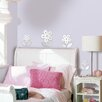 WallPops! WallPops Flowers Mirror Wall Decal