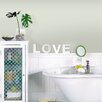 WallPops! WallPops Love Mirror Wall Decal
