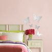 WallPops! WallPops Butterflies Mirror Wall Decal