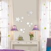 WallPops! WallPops Stars Mirror Wall Decal