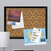 WallPops! Veranda Printed Cork Board Wall Mural