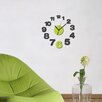WallPops! Growing Clock Wall Decal