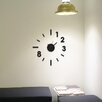 WallPops! Contemporary Clock Wall Decal