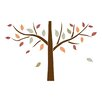 WallPops! Ethnic Tree Wall Decal