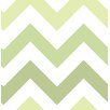 "WallPops! 18' x 20.5"" Zig Zag Peel and Stick Wallpaper"