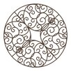 WallPops! Scroll Ceiling Medallion Decal
