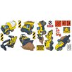 WallPops! Tonka 19 Piece Wall Sticker Set