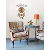 WallPops! Wild and Free Quote Wall Decal