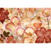 WallPops! Dried Flowers Wall Mural
