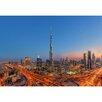 WallPops! Burj Khalifah Wall Mural