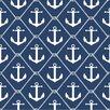 "WallPops! Sail Peel and Stick 18' x 20.5"" Wallpaper"