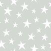 """WallPops! Stardust Peel and Stick 18' x 20.5"""" Geometric Wallpaper"""