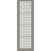 "WallPops! 63"" x 15.75"" Medina 4 Panel Room Divider (Set of 4)"
