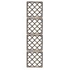 "WallPops! 63"" x 15.75"" Marrakech 4 Panel Room Divider (Set of 4)"