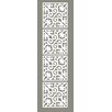 "WallPops! 63"" x 15.75"" Royal Palace 4 Panel Room Divider (Set of 4)"