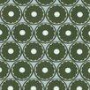 "Brewster Home Fashions Echo Design 33' x 20.5"" Retro Flower Geometric Embossed Wallpaper"
