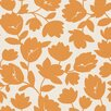 """Brewster Home Fashions Echo Design 33' x 20.5"""" Floral and Botanical 3D Embossed Wallpaper"""