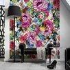 Brewster Home Fashions Komar Romantic Pop Wall Mural